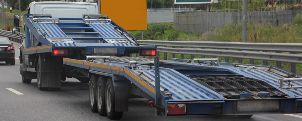 Types of Transportation Trailers explained