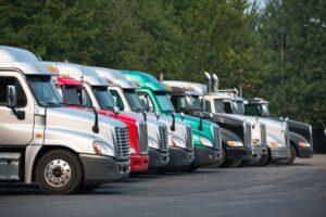 Line haul transportation company