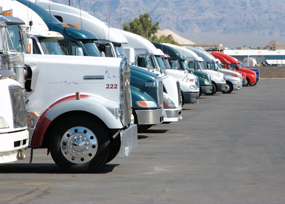 Dry bulk trucking company